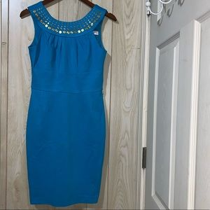 Trina Turk Turquoise Dress